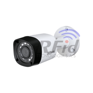 CÁMARA TIPO BALA 720 DAHUA DH-HAC-HFW1000RMN-01