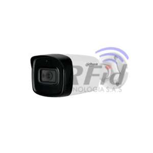 CÁMARA TIPO BALA 1080 DAHUA DH-HAC-HFW1200TLN-01