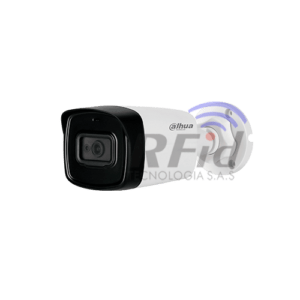 CÁMARA TIPO BALA 1080 DAHUA DH-HAC-HFW1200TLN-A-0360B
