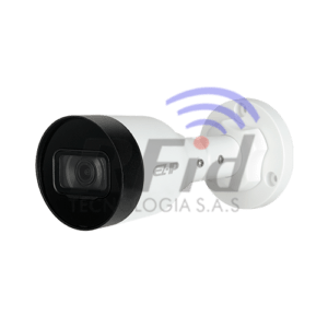 CÁMARA TIPO BALA 1080 DAHUA IPC-B1B20N-0280B