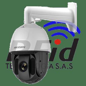 CÁMARA TIPO DOMO PTZ TURBO HD - 1080P DS-2AE5225TI-A