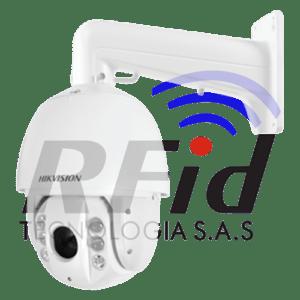 CÁMARA TIPO DOMO PTZ TURBO HD - IP66 - 1080P - DS-2AE7230TIA