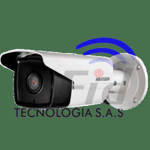 CÁMARA TIPO BALA METÁLICA 720p IR 40 mts - DS-2CE16C0T-IT3F