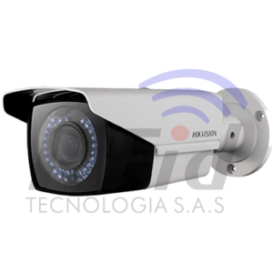 CÁMARA TIPO BALA VARIFOCAL 720P - 2.8 - DS-2CE16C0T-VFIR3F
