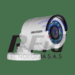 CÁMARA TIPO BALA METÁLICA 1080P 3.6 mm - DS-2CE16D0T-IRF