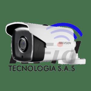 CÁMARA TIPO BALA SEMI METÁLICA EXIR 3 MP - 3.6 mm -DS2CE16F1TIT1