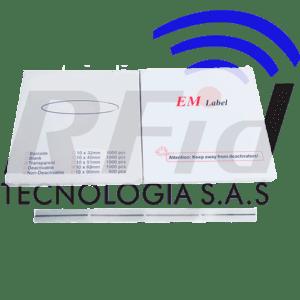 ETIQUETAS DE SEGURIDAD BLANDA EM-1063