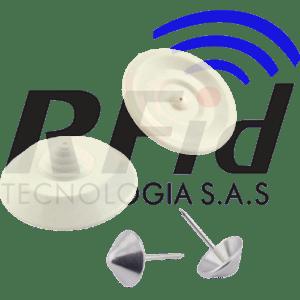 ETIQUETAS DE SEGURIDAD DURA RF T-005B