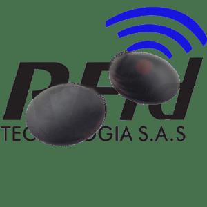 ETIQUETAS DE SEGURIDAD DURAS RF T-011